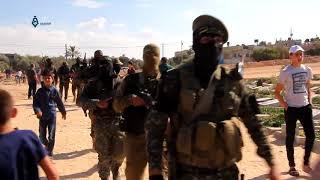 تشييع جثامين شهداء النفق في قطاع غزة thumbnail
