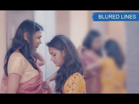 Hindi Short Film  on Girl Falls in Love - Blured Lines