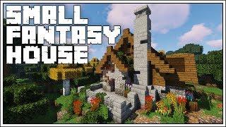 Minecraft Tutorial ▻ Small Fantasy House YouTube
