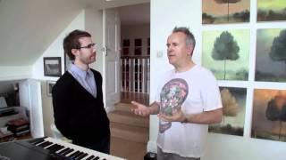 JUPITER-80 Synthesizer Howard Jones Interview