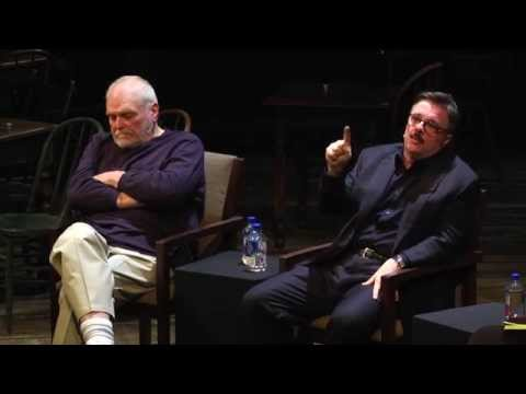 Nathan Lane and Brian Dennehy on performing The Iceman Cometh in Brooklyn
