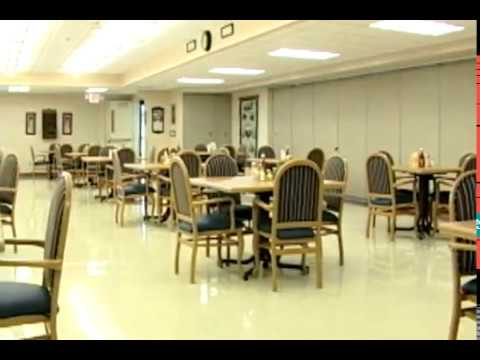 Western Nebraska Veterans Home - Event Dining Room