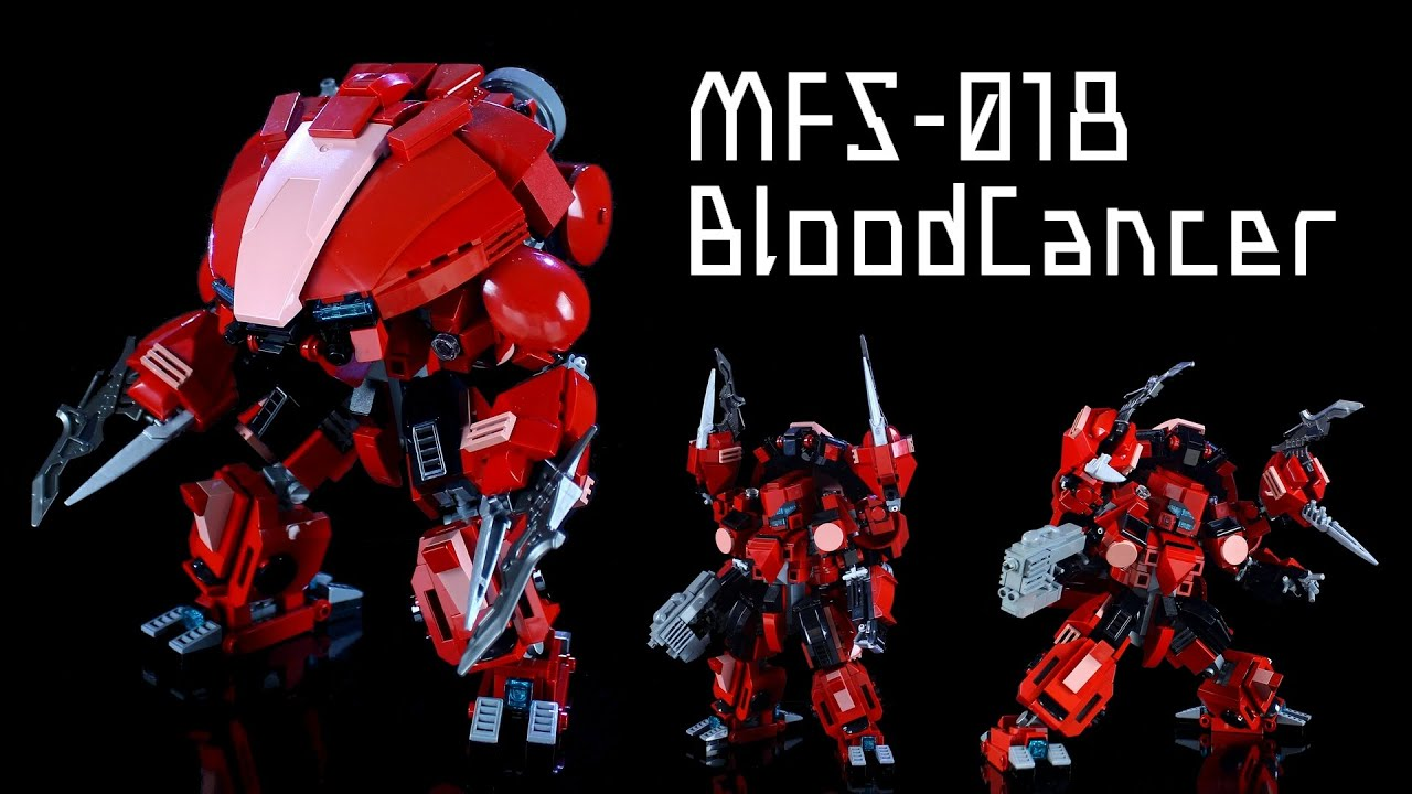 LEGO Transform mech/MFS-018 BloodCancer