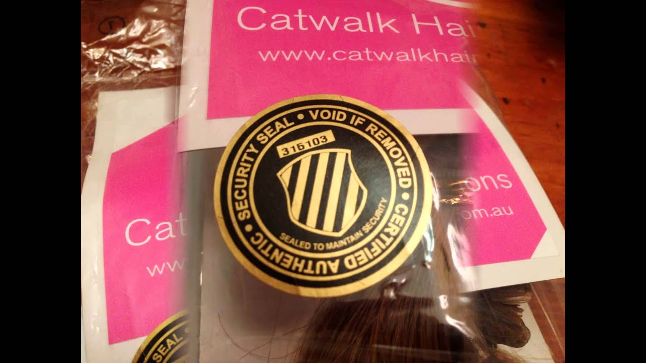 Catwalk Hair Extensions Review My Impression Unboxing Hair