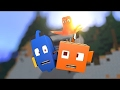 Finding Dory and Finding Nemo Part 1 - Minecraft Animation! ( Full Movie Trailer )