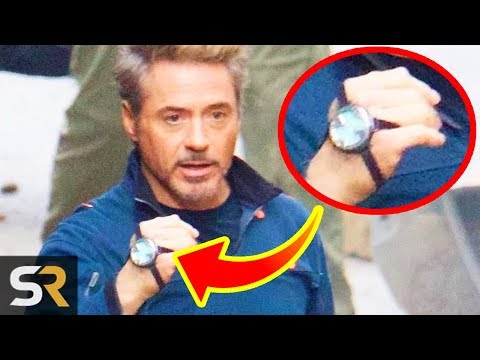 Marvel Theory: Is THIS How Tony Stark Saves The Day In Avengers 4?