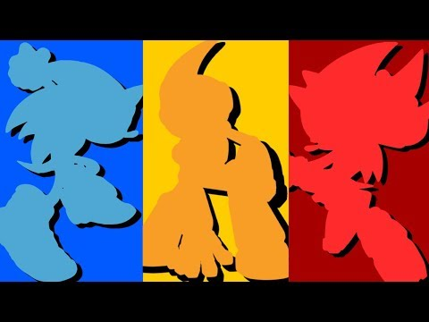 Crazy Sonic Fighting Games