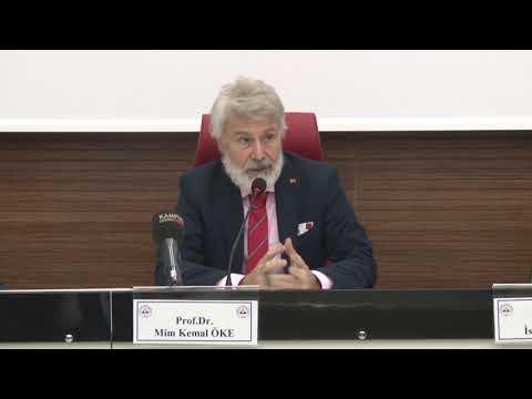 Değişen Dünya Ve Türkiye Paneli 16/11/2018