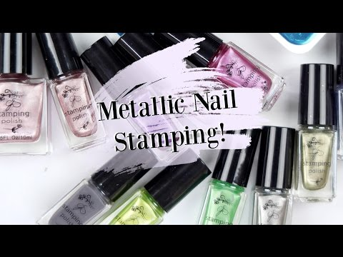 how-i-like-to-use-metallic-stamping-polish-|-clear-jelly-stamper