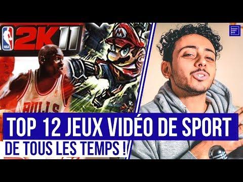 TOP 12 MEILLEURS JEUX VIDO DE SPORT DE TOUS LES TEMPS !