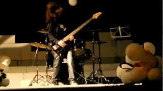 A cover of one of the most incredible (japanese) band at St Bar Col...