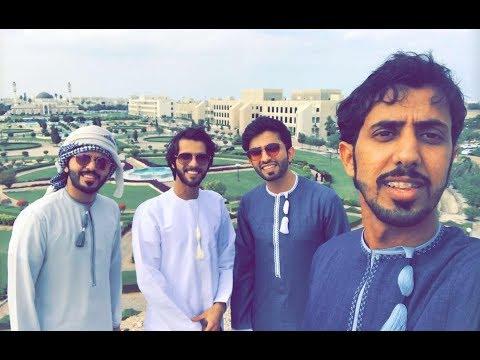 سنابات غازي المطيري في عمان Youtube