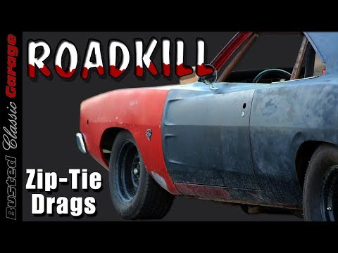 Roadkill Zip Tie Drags 2017 at Gateway Motorsports in Madison, Illinois (Part 1)