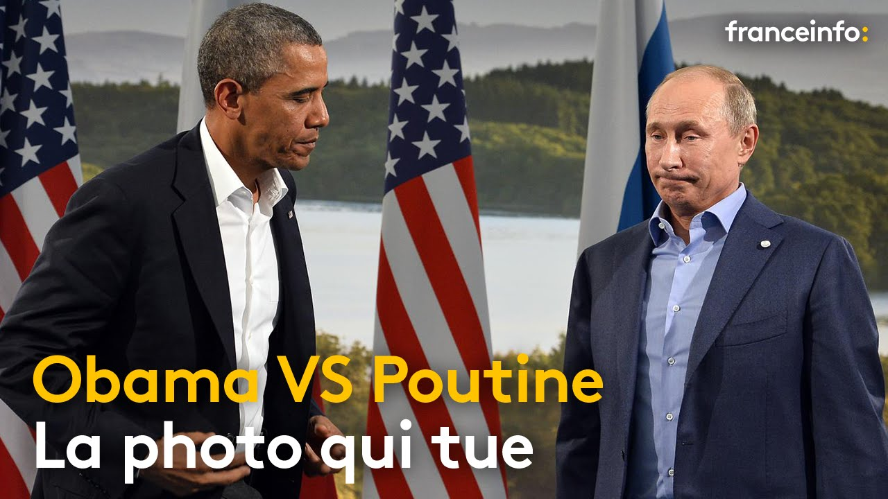 Annulation rencontre obama poutine