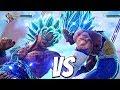 Download mp3 JUMP FORCE - Goku SSB Kaioken vs Vegeta SSB 1vs1 Gameplay (PS4 Pro) for free