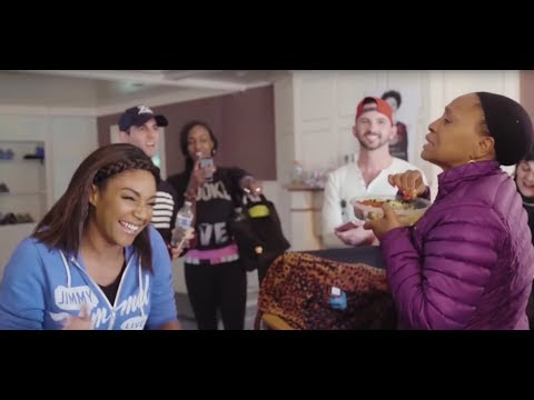 "Tify Haddish & Jenifer Lewis CUTTING UP in EPISODE 4 of ""MAKING FORBIDDEN: TODRICK HALL"""