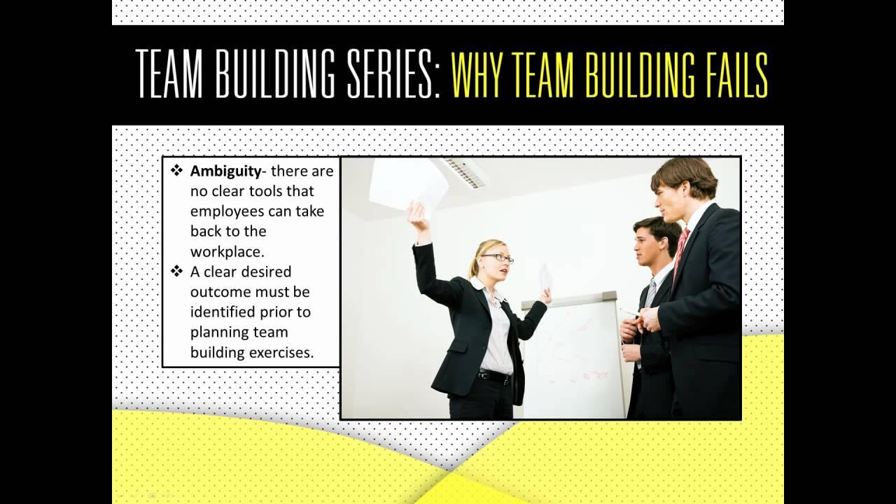 Interactive Team Building Excercises