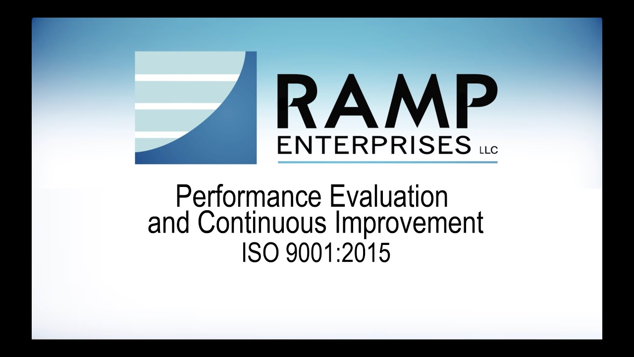 ISO 9001:2015 revision training, qms changes - YouTube
