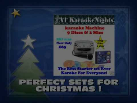 Karaoke Karaoke Machine Karaoke Music Karaoke Player - The UK's No.1 Karaoke Shop