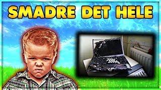 DRENG SMADRE SIT SETUP | Danske Fortnite Highlights #244
