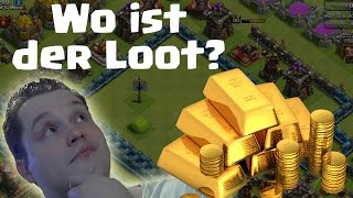 [facecam] WO IST DER LOOT? || CLASH OF CLANS || Let's Play COC [Deutsch/German HD]