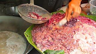 Bangkok Street Food - Pork Noodle Soup