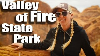 7 Hikes in Valley Of Fire State Park, Nevada