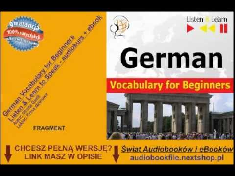 learn to speak german pdf