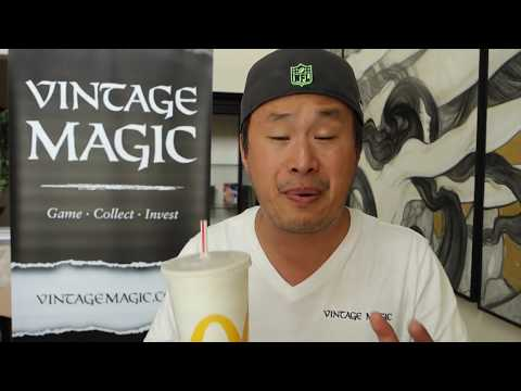 Are YOU a Magic Collector & Investor? OR are ALL of you REALLY INVESTORS ONLY?
