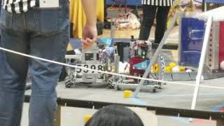 Clip 2, 12/16/18 Robotux, Southern NJ Qualifier