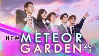 Ost Meteor Garden 2018 - Qing Fei De Yi