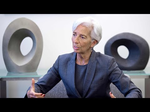 Lagarde moves on to ECB after eight years at the IMF