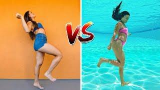 Baixar Underwater Dance Challenge! Dancing Underwater