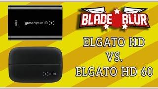 Elgato Game Capture HD vs HD60 - Comaprison and 1080p test.