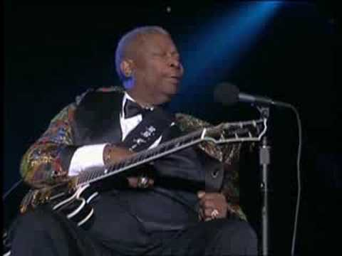 BB KING The Thrill is Gone  01 Awesome
