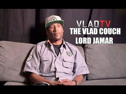 The Vlad Couch Episode 14: Lord Jamar (Full Interview)