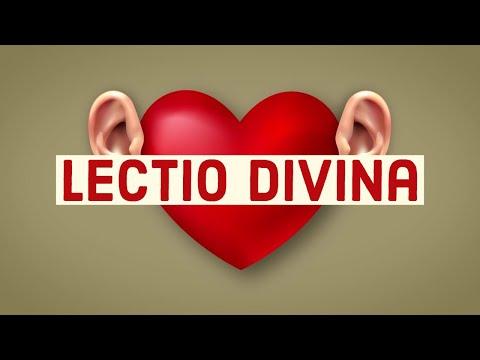 Lectio Divina   Catholic Central