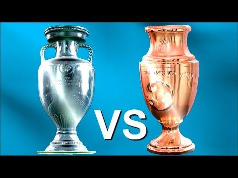 Eurocopa VS Copa América