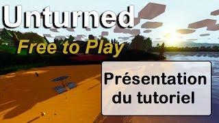 Unturned - Présentation | Le survi-craft cubique multijoueur !