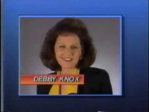 February 1989 - News Open for WISH-TV in Indianapolis
