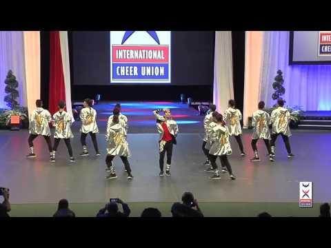 Team Chinese Taipei [2016 Team Cheer Hip Hop]