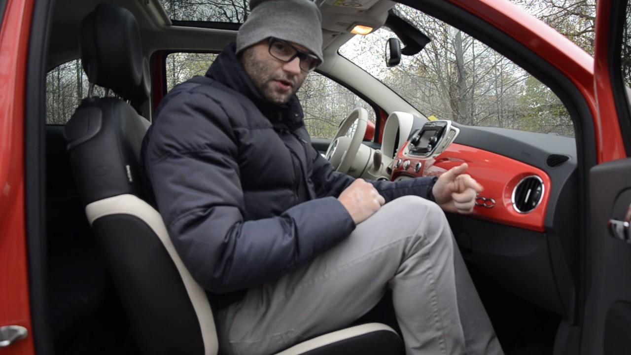 Nowy Fiat 500 1.2 Lounge (2016) - test [PL]