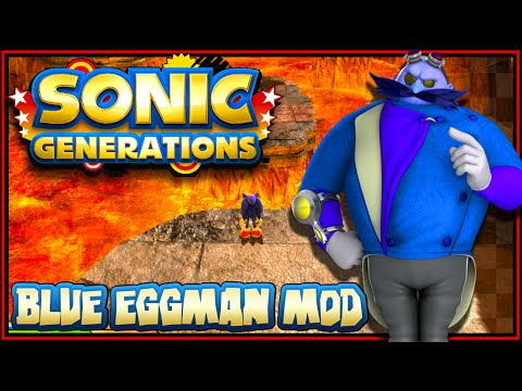 how to put mods on sonic world