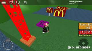ROBLOX (ESCAPE DO MECK DONALTIS)__AMANDA GAMES 😛😛😜