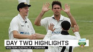 WA bowlers share the spoils on rain-affected day | Marsh Sheffield Shield 2019-20