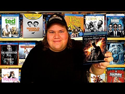 My Blu-ray Collection Update 12/1/12 : Blu-ray and Dvd Movie Reviews