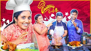 FunFilled Cooking with Kiruthiga | Cooking Galatta