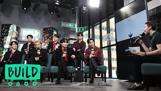 GOT7 Chat About Their Album, Spinning Top