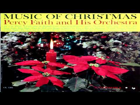 Percy Faith  His Orchestra ~ Christmas Album  (High Quality - Remastered) GMB