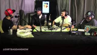The Dirtbag Dan Show episode 41 feat. Dizaster, Mistah Fab, Big T & more